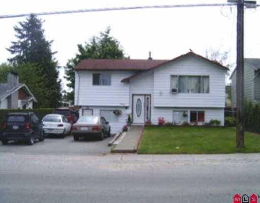 Main Photo: 11848 92ND AV in Delta: Annieville House for sale (N. Delta)  : MLS®# F2612056