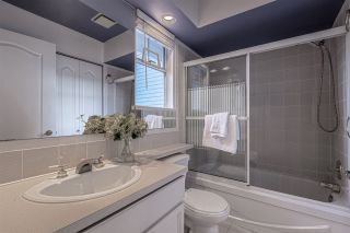 """Photo 15: 242 WATERLEIGH Drive in Vancouver: Marpole Townhouse for sale in """"LANGARA SPRINGS"""" (Vancouver West)  : MLS®# R2344704"""