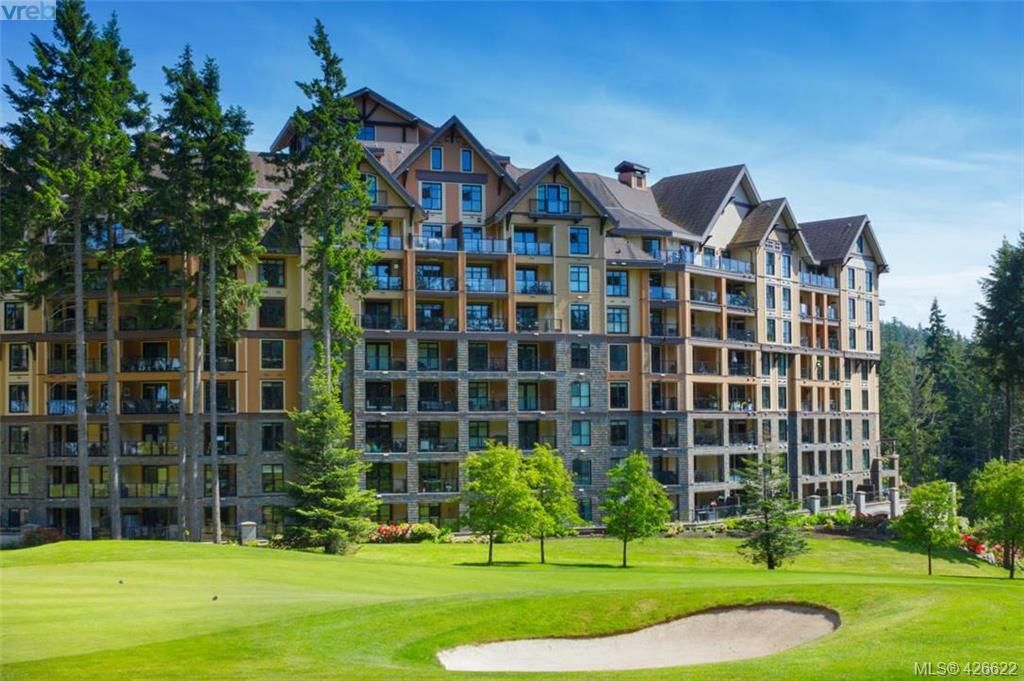 Main Photo: 314 1400 Lynburne Pl in VICTORIA: La Bear Mountain Condo for sale (Langford)  : MLS®# 840538