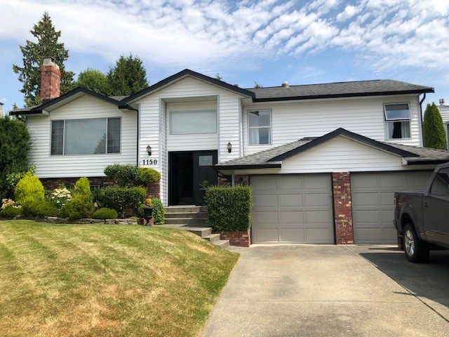 """Main Photo: 1150 163B Street in Surrey: King George Corridor House for sale in """"MCNALLY CREEK AR"""" (South Surrey White Rock)  : MLS®# R2483763"""