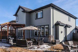 Photo 36: 4440 204 Street in Edmonton: Zone 58 House for sale : MLS®# E4236142