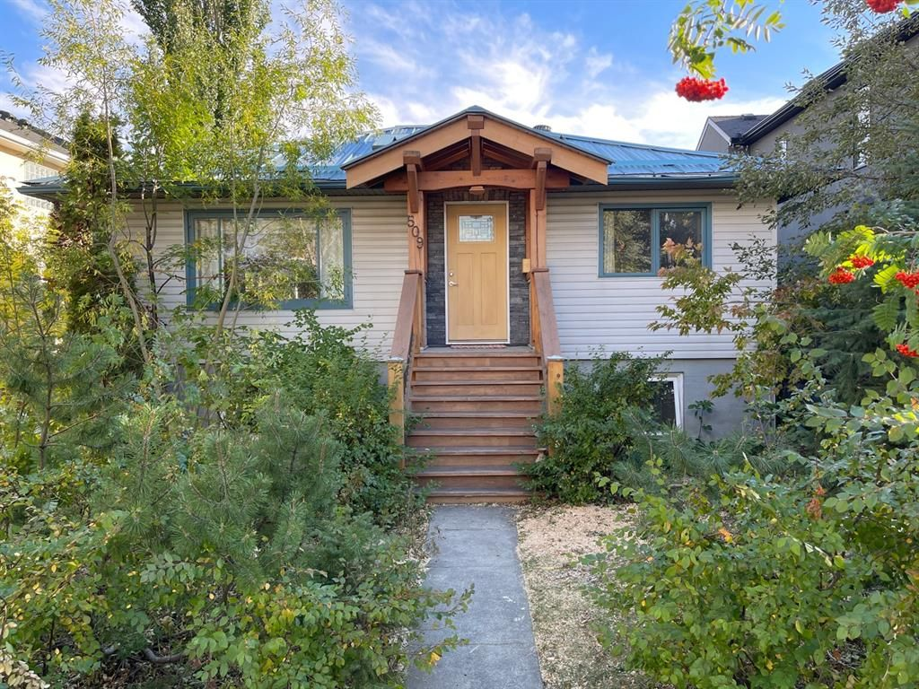 Main Photo: 509 55 Avenue SW in Calgary: Windsor Park Detached for sale : MLS®# A1148351