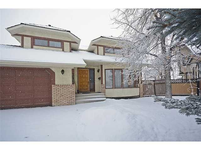 Main Photo: 315 SANTANA Place NW in CALGARY: Sandstone Residential Detached Single Family for sale (Calgary)  : MLS®# C3596651