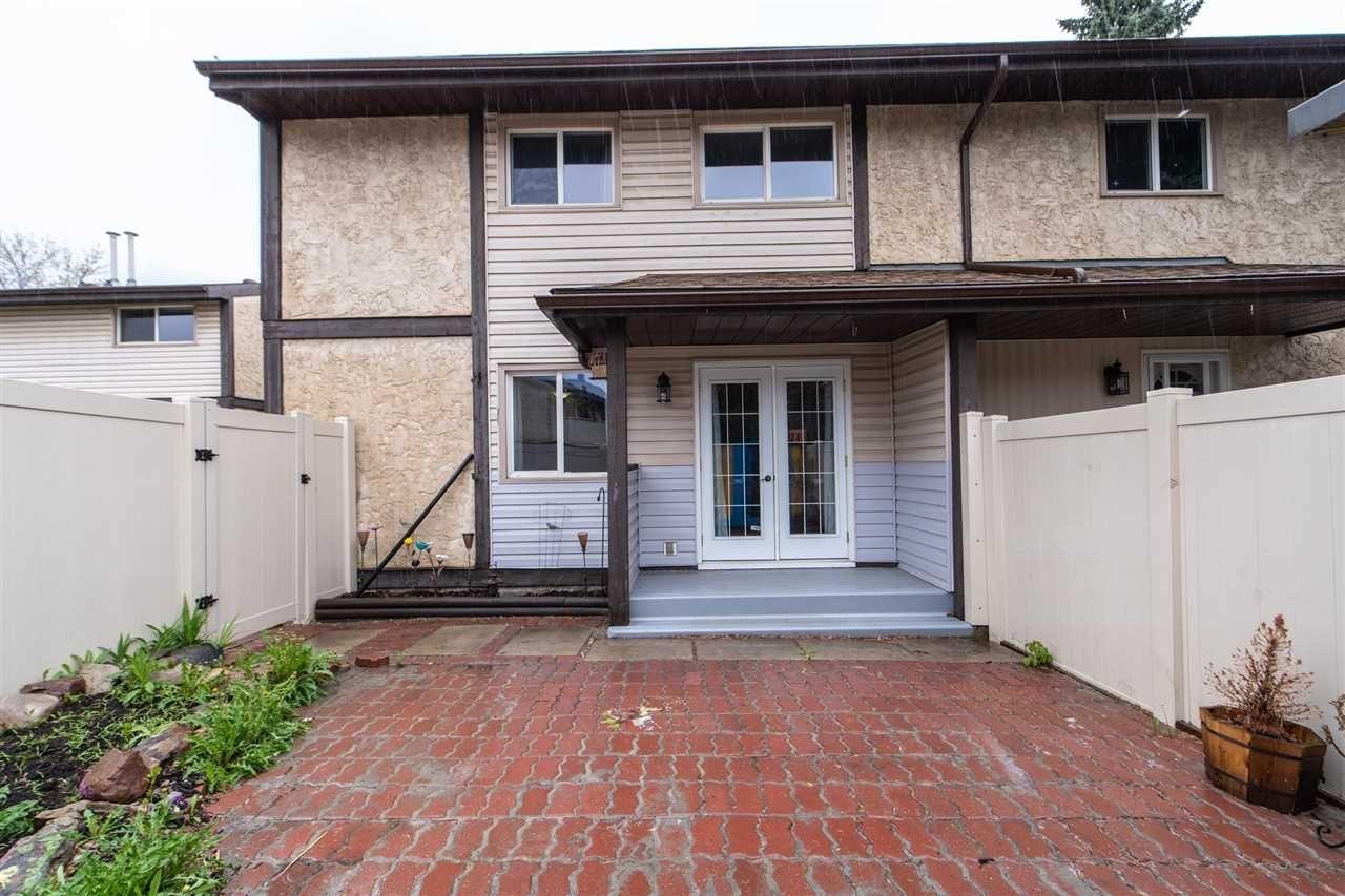 Main Photo: 14043 30 Street in Edmonton: Zone 35 Townhouse for sale : MLS®# E4244864