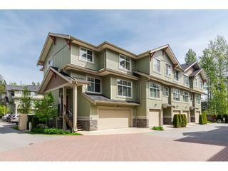 """Photo 1: 28 20967 76 Avenue in Langley: Willoughby Heights Townhouse for sale in """"Nature's Walk"""" : MLS®# R2264110"""