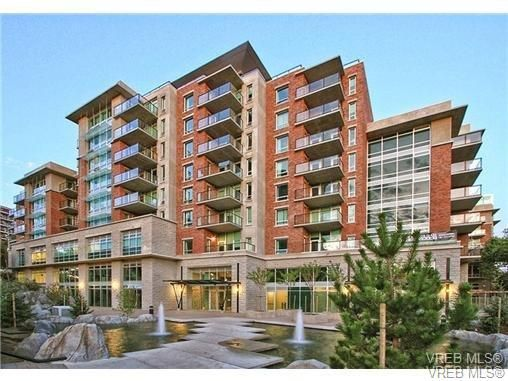 Main Photo: A02 810 Humboldt St in VICTORIA: Vi Downtown Office for sale (Victoria)  : MLS®# 694111