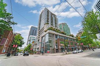 """Photo 28: 1106 821 CAMBIE Street in Vancouver: Downtown VW Condo for sale in """"RAFFLES ON ROBSON"""" (Vancouver West)  : MLS®# R2587402"""