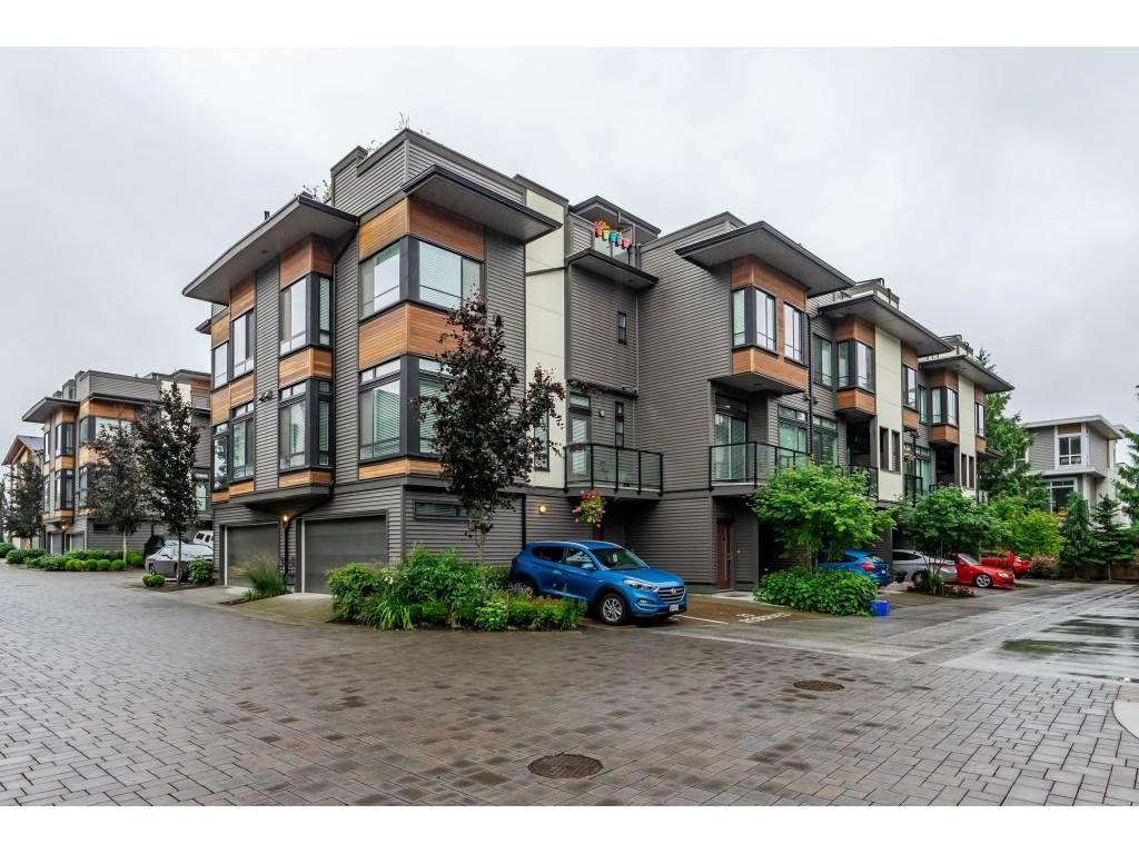 """Main Photo: 68 7811 209 Street in Langley: Willoughby Heights Townhouse for sale in """"EXCHANGE"""" : MLS®# R2471301"""