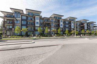 """Photo 1: #417 22562 121 Avenue in Maple Ridge: East Central Condo for sale in """"Edge on Edge 2"""" : MLS®# R2432787"""