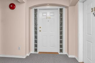 """Photo 4: 310 20120 56 Avenue in Langley: Langley City Condo for sale in """"Blackberry Lane"""" : MLS®# R2564037"""