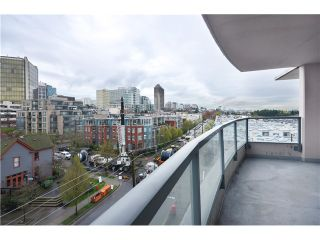 """Photo 8: 705 587 W 7TH Avenue in Vancouver: Fairview VW Condo for sale in """"AFFINITI"""" (Vancouver West)  : MLS®# V999925"""