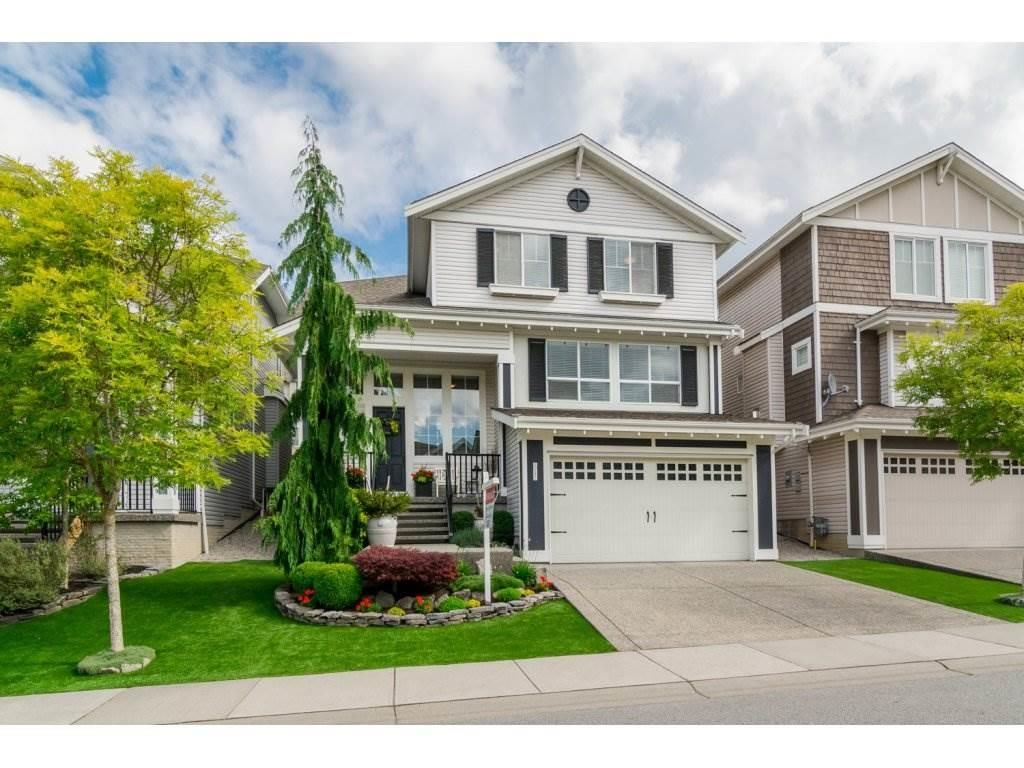 "Main Photo: 20141 68A Avenue in Langley: Willoughby Heights House for sale in ""Woodbridge"" : MLS®# R2354583"