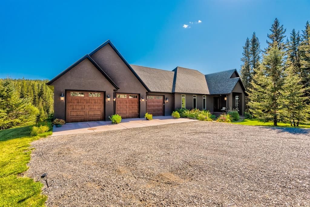 Main Photo: 280053 Plummers Road W: Rural Foothills County Detached for sale : MLS®# A1146830