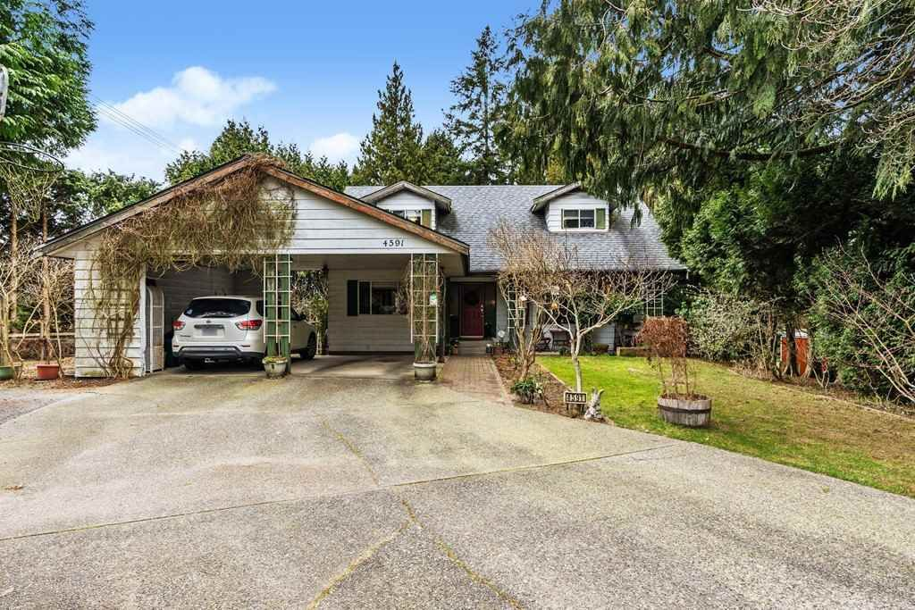 """Main Photo: 4591 202 Street in Langley: Langley City House for sale in """"CREEKSIDE"""" : MLS®# R2536326"""