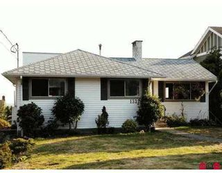 Photo 1: 13224 14A Street in South Surrey: Home for sale
