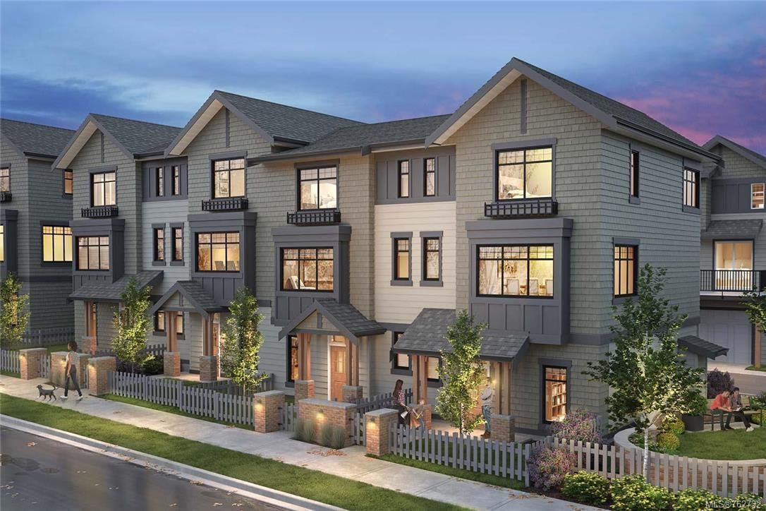 Main Photo: 30 350 Latoria Blvd in Colwood: Co Royal Bay Row/Townhouse for sale : MLS®# 762732