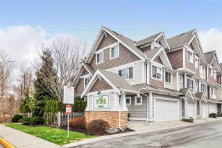 "Photo 1: 1 7298 199A Street in Langley: Willoughby Heights Townhouse for sale in ""York"" : MLS®# R2513657"