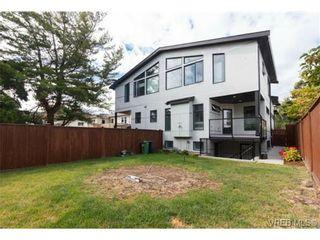 Photo 14: 252 ontario St in VICTORIA: Vi James Bay Half Duplex for sale (Victoria)  : MLS®# 736021