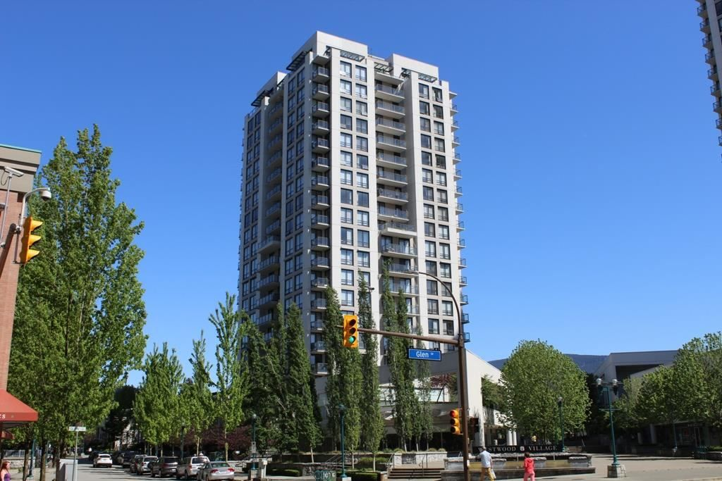 "Main Photo: 503 1185 THE HIGH Street in Coquitlam: North Coquitlam Condo for sale in ""CLAREMONT"" : MLS®# R2545628"