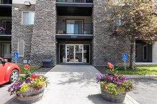 Main Photo: 2439 8 Bridlecrest Drive SW in Calgary: Bridlewood Apartment for sale : MLS®# A1126795