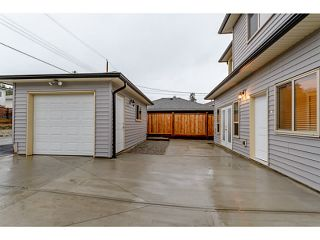 """Photo 17: 5740 HYDE Street in Burnaby: Central BN 1/2 Duplex for sale in """"BCIT Area"""" (Burnaby North)  : MLS®# V1072763"""