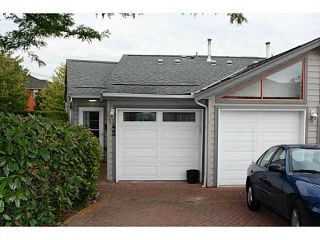 Photo 1: # 42 323 GOVERNORS CT in New Westminster: Fraserview NW Townhouse for sale : MLS®# V1028185