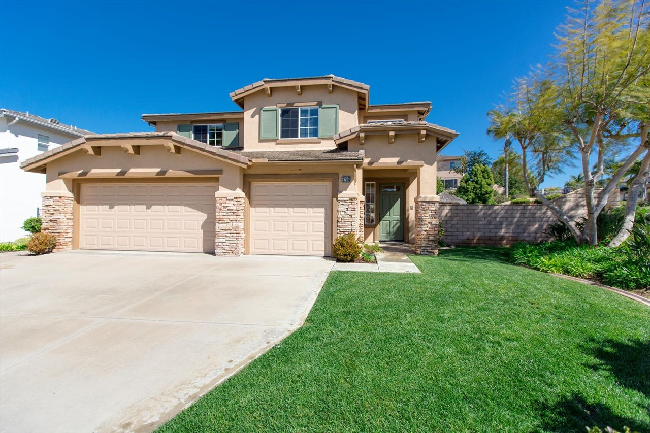 Main Photo: CARLSBAD SOUTH House for sale : 5 bedrooms : 6756 TEA TREE STREET in Carlsbad