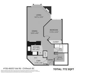 """Photo 36: 106 46693 YALE Road in Chilliwack: Chilliwack E Young-Yale Condo for sale in """"THE ADRIANNA"""" : MLS®# R2534655"""