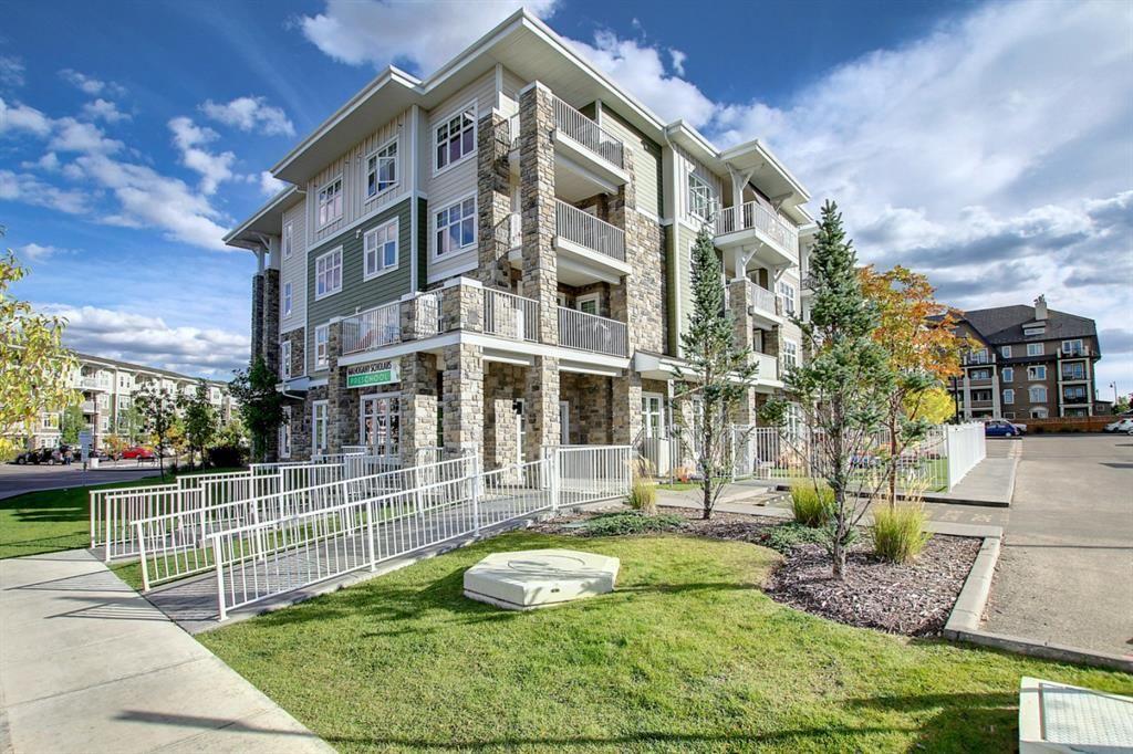 Main Photo: 3310 11 Mahogany Row SE in Calgary: Mahogany Apartment for sale : MLS®# A1150878