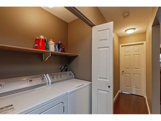 """Photo 25: 103 5641 201 Street in Langley: Langley City Townhouse for sale in """"THE HUNTINGTON"""" : MLS®# R2537246"""