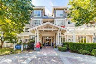 """Main Photo: 417 960 LYNN VALLEY Road in North Vancouver: Lynn Valley Condo for sale in """"BALMORAL HOUSE"""" : MLS®# R2605110"""