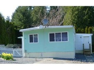 Photo 1: 24 2615 Otter Point Rd in SOOKE: Sk Broomhill Manufactured Home for sale (Sooke)  : MLS®# 569509