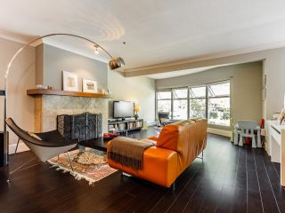 """Photo 1: 203 668 W 16TH Avenue in Vancouver: Cambie Condo for sale in """"The Mansions"""" (Vancouver West)  : MLS®# R2606926"""