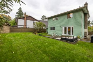 Photo 33: 15027 SPENSER Drive in Surrey: Bear Creek Green Timbers House for sale : MLS®# R2625533