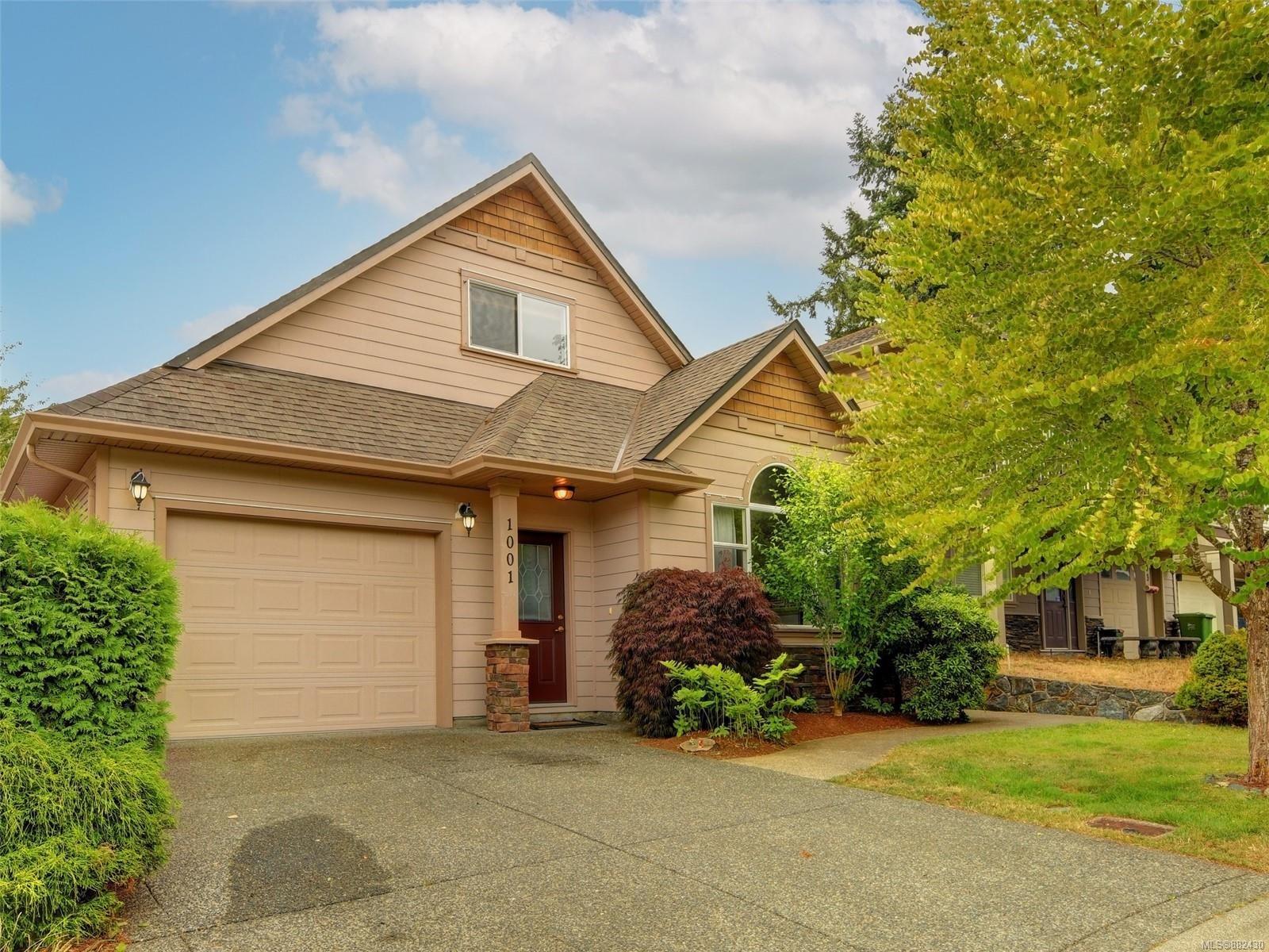 Main Photo: 1001 Wild Ridge Way in : La Happy Valley House for sale (Langford)  : MLS®# 882430