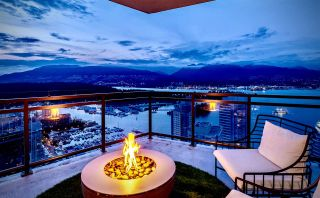 """Photo 11: 3801 1211 MELVILLE Street in Vancouver: Coal Harbour Condo for sale in """"The Ritz"""" (Vancouver West)  : MLS®# R2487231"""