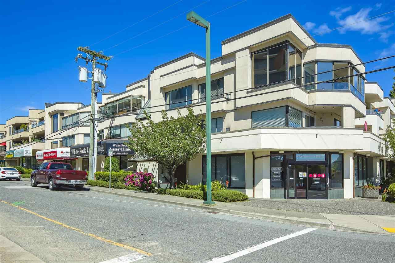 "Main Photo: 3F 1400 GEORGE Street: White Rock Condo for sale in ""Georgian Place"" (South Surrey White Rock)  : MLS®# R2479826"