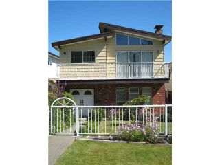 Photo 1: 3411 E 5TH Avenue in Vancouver: Renfrew VE House for sale (Vancouver East)  : MLS®# V1016193