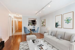 """Photo 6: 1203 789 DRAKE Street in Vancouver: Downtown VW Condo for sale in """"CENTURY TOWER"""" (Vancouver West)  : MLS®# R2625443"""