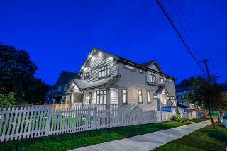 Photo 1: 2630 LAKEWOOD Drive in Vancouver: Grandview Woodland 1/2 Duplex for sale (Vancouver East)  : MLS®# R2466673