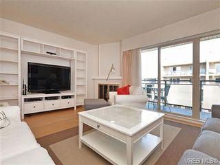 Photo 3: 307 1419 Stadacona Ave in VICTORIA: Vi Fernwood Condo for sale (Victoria)  : MLS®# 694240