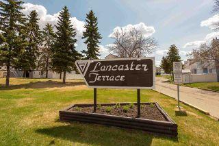 Photo 34: 309 LANCASTER Terrace in Edmonton: Zone 27 Townhouse for sale : MLS®# E4243980