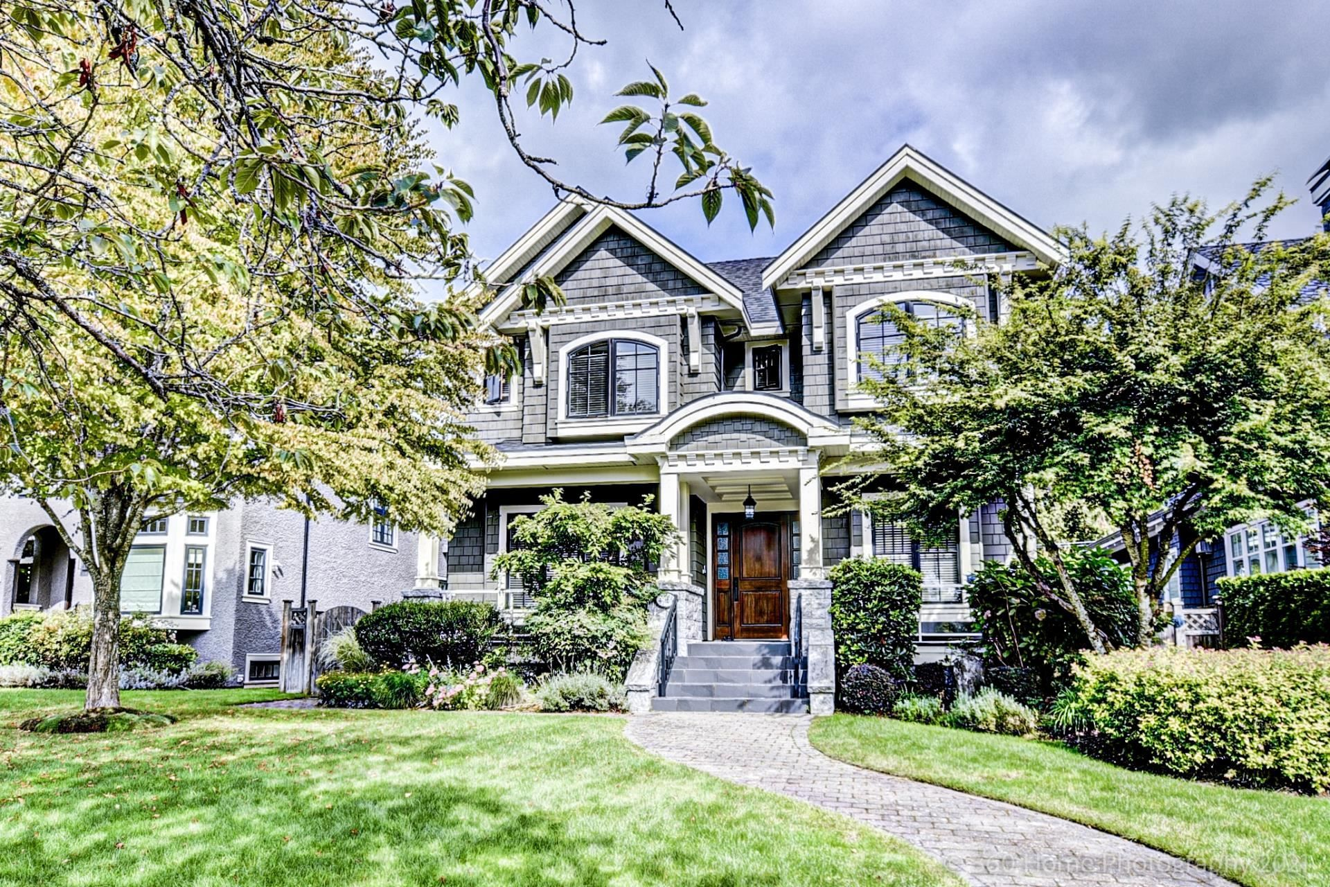 Main Photo: 4063 W 39TH Avenue in Vancouver: Dunbar House for sale (Vancouver West)  : MLS®# R2617730