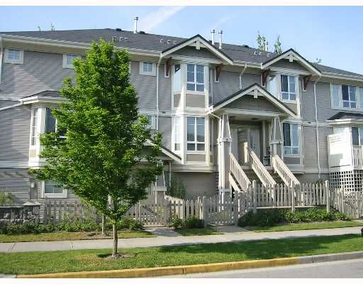 """Main Photo: 3 9079 JONES Road in Richmond: McLennan North Townhouse for sale in """"THE PAVILIONS"""" : MLS®# V648661"""