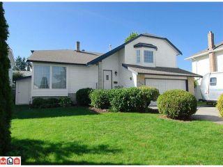 "Photo 1: 9459 153RD Street in Surrey: Fleetwood Tynehead House for sale in ""Berkshire Park"" : MLS®# F1025192"