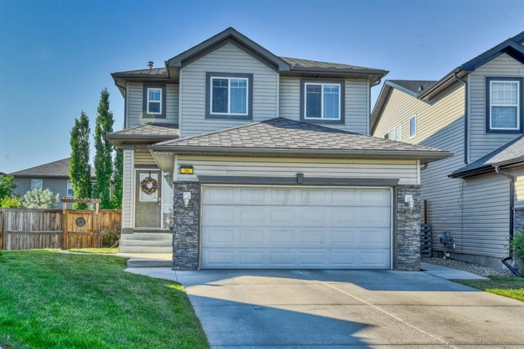 Main Photo: 36 Everhollow Crescent SW in Calgary: Evergreen Detached for sale : MLS®# A1125511