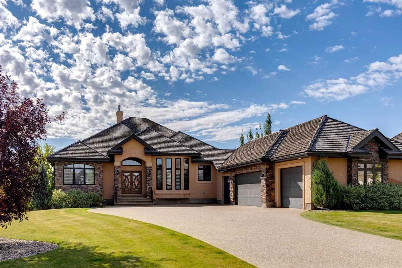 Main Photo: 25 PINNACLE Lane: Rural Sturgeon County House for sale : MLS®# E4234516