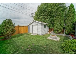 Photo 19: 1455 Somerville Avenue in WINNIPEG: Manitoba Other Residential for sale : MLS®# 1419393