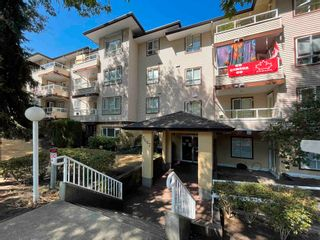 """Main Photo: 211 5667 SMITH Avenue in Burnaby: Central Park BS Condo for sale in """"COTTONWOOD SOUTH"""" (Burnaby South)  : MLS®# R2606578"""