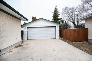 Photo 30: 62 Inwood Crescent in Winnipeg: Crestview Residential for sale (5H)  : MLS®# 202107351